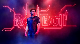 Red Bull Racing Esports show off new team kit