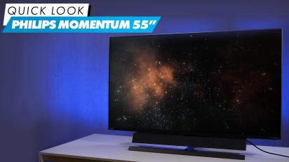 Philips Momentum 55 - Quick Look
