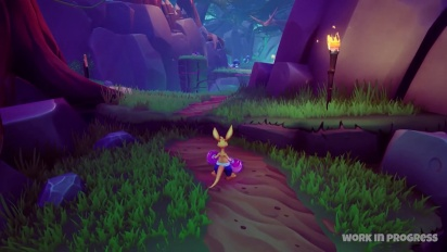 Kao the Kangaroo -  New Gameplay