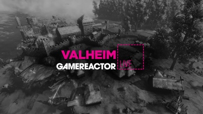 Valheim - Livestream Replay