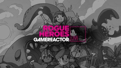 Rogue Heroes: Ruins of Tasos - Livestream Replay