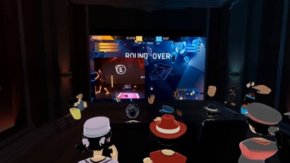 Bigscreen - Available on Oculus Quest 2